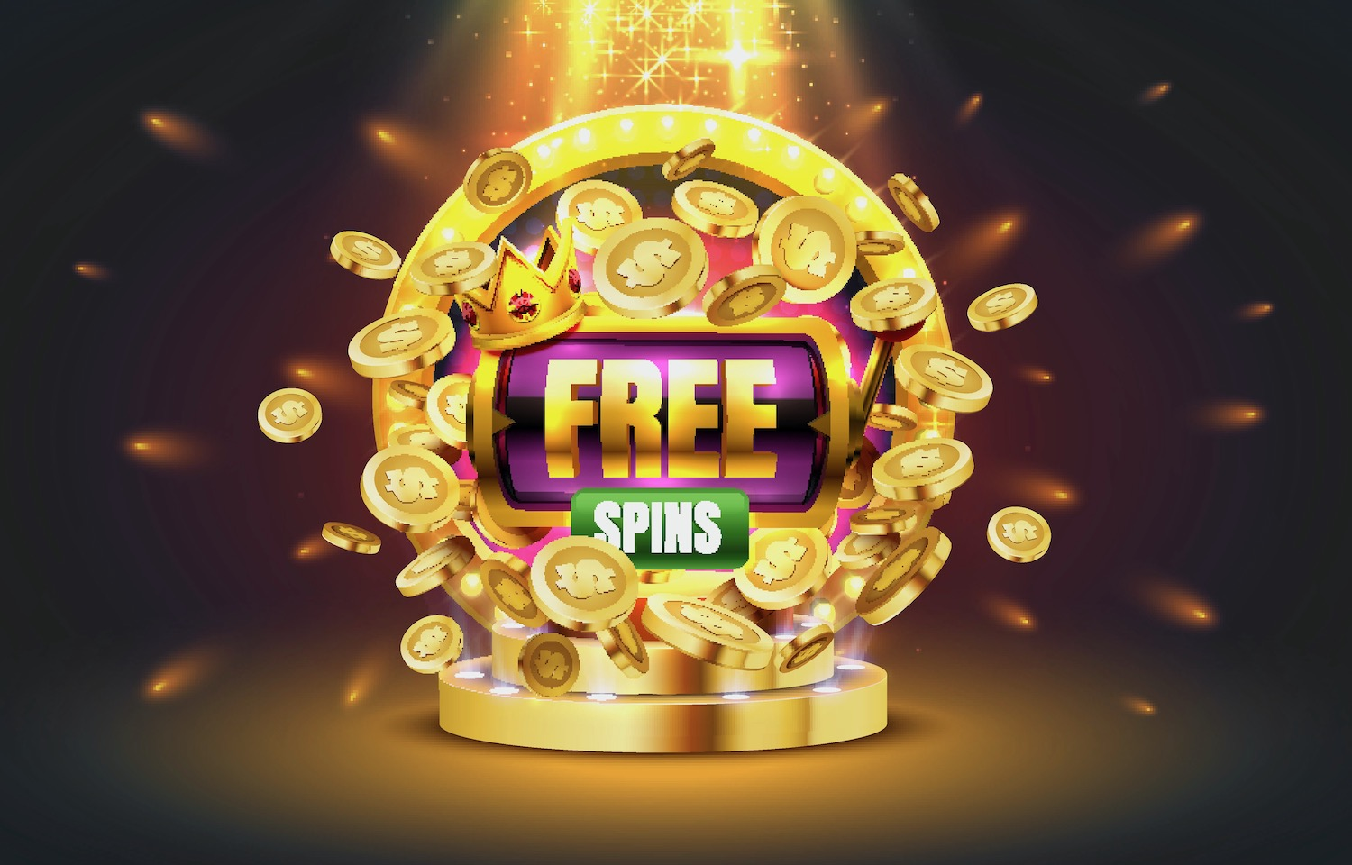 Get the most out of your free pokie spins and bonuses online at Joe Fortune