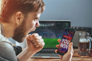 Get the strategy to win playing virtual soccer at Joe Fortune
