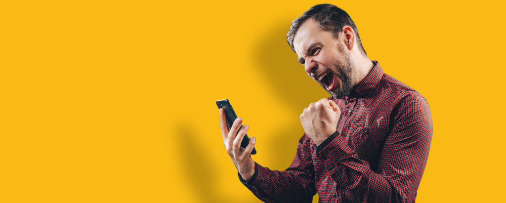 Play on the Go and Go Mobile with Joe Fortune