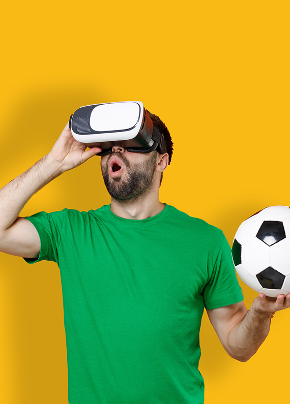 Go for Gold with Virtual Soccer & Soccer League