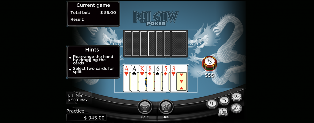 How to Play Pai Gow Poker & Rules