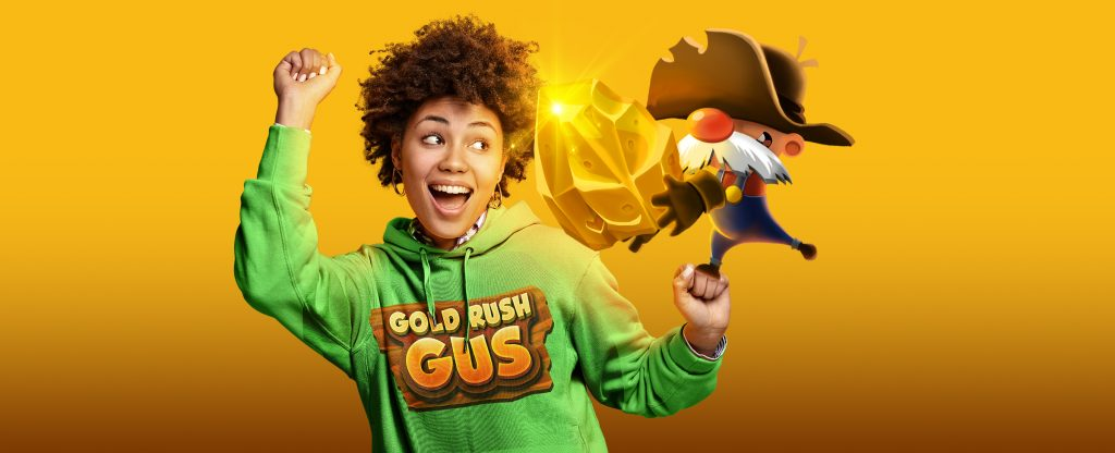 Gold Rush Gus Pokie Game Review